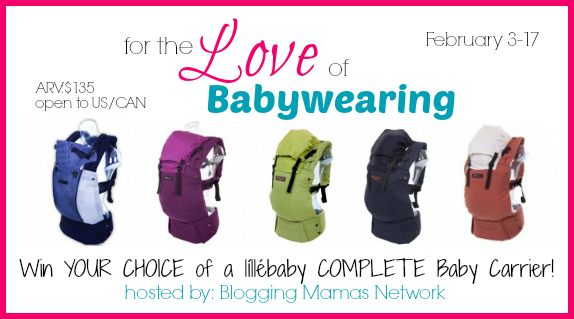 Lillebaby Giveaway