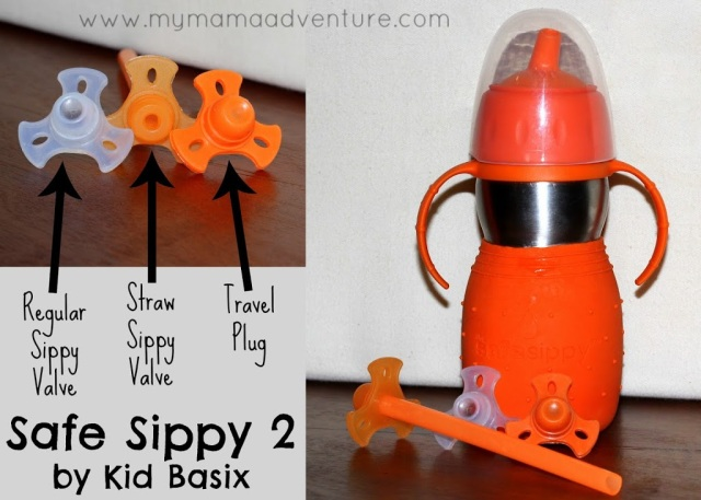 Safe Sippy 2 by Kid Basix Review (+ Coupon Code)