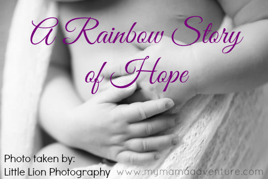 A Rainbow Story of Hope - My Mama Adventure